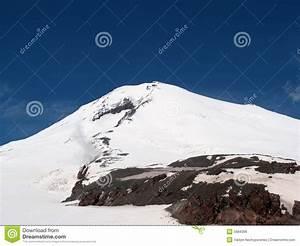 Mount Elbrus Volcano Royalty Free Stock Image - Image: 5684306