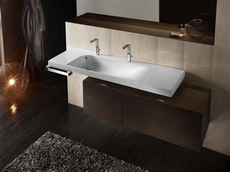 gorgeous bathrooms  floating style sinks