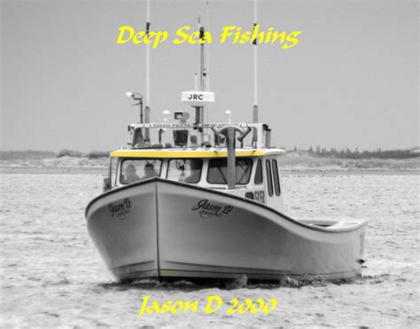 Lobster Boat Builders Pei by Pei Sea Fishing Barry Doucette S Sea Fishing