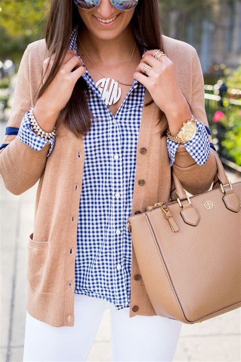 Collegiate Sweater A Southern Drawl Fall Outfits