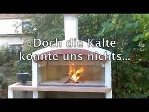 Gartengrill Selber Bauen Ytong : grill spanferkelgrill r ucherkammer youtube ~ Watch28wear.com Haus und Dekorationen
