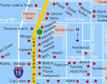 las vegas hotel map venetian hotel and casino las vegas