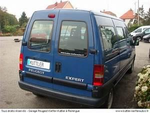 Voiture 7 Places Peugeot : peugeot expert 2l hdi 7 places 2001 occasion auto peugeot expert ~ Gottalentnigeria.com Avis de Voitures