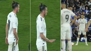 LaLiga Santander Alaves Vs Real Madrid Bale Went Off