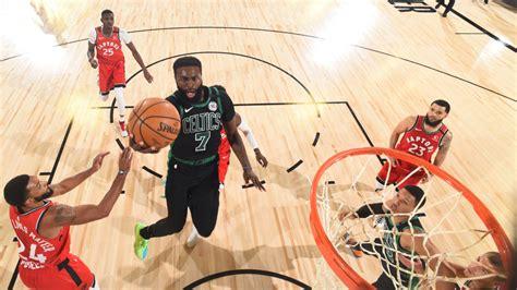 NBA Playoffs 2020: Boston Celtics dominate Toronto Raptors ...