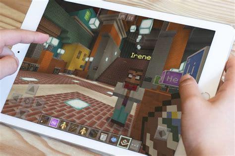 minecraft education edition  launch  ipad
