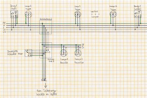 zwei rolladenmotoren ein schalter wie schalte ich das licht f 252 r die eingangstreppen mit einem dauerlicht schalter und mehreren