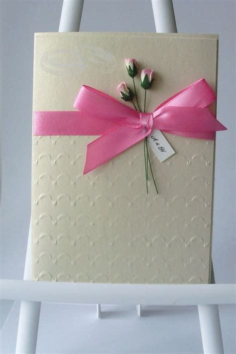 elegant handmade wedding invitation  images