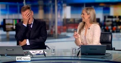 RtÉ's Classy Tribute To Bryan Dobson On His Final News