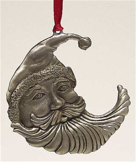 wallace silver wallace pewter christmas ornament at