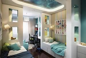 Aménagement chambre d enfant dans un appartement Design Feria