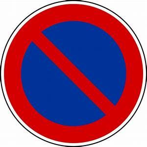 Panneau Interdit De Stationner : panneau de signalisation routi re b6a1 ~ Dailycaller-alerts.com Idées de Décoration