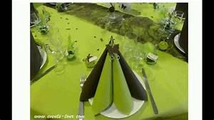 Magasin De Deco Pas Cher : decoration table mariage pas cher youtube ~ Melissatoandfro.com Idées de Décoration