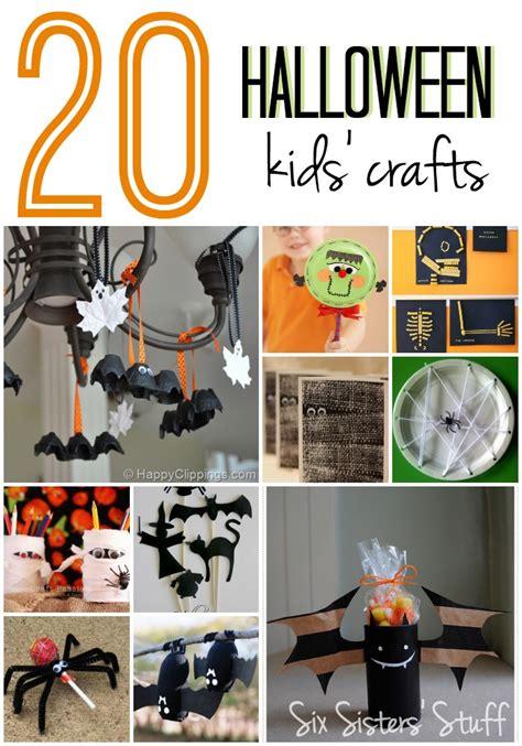 halloween kids craft ideas  sisters stuff