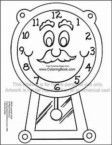 coloring pages free online coloring pages clock With current reviews 1