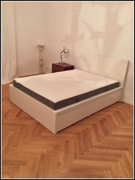 Malm Bett Ikea 140x200  Betten  House Und Dekor Galerie