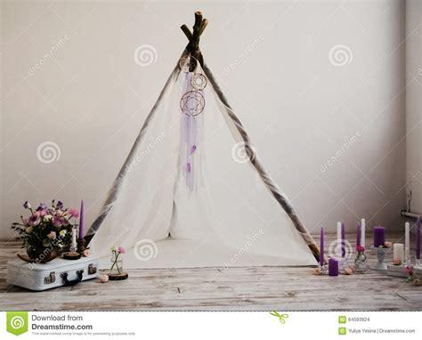 beautiful decoration  wedding photo shoot stock photo