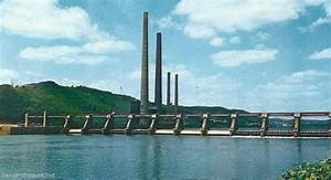 New Cumberland Locks And Dam  U0026 W  H  Sammis Power Plant
