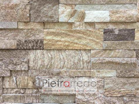 Pavimenti In Pietra Arenaria by Rivestimento Pietra Arenaria Scozzese 50 Offerta A 53