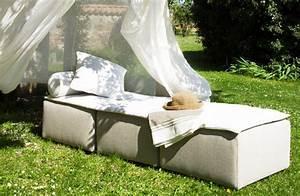 Lit D Extérieur : lit d 39 ext rieur naturel fiorira un giardino decofinder ~ Teatrodelosmanantiales.com Idées de Décoration