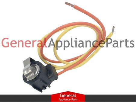 climatek refrigerator defrst thermostat replaces ge general electric hotpoint ps