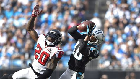 falcons  panthers snap counts  angry notes  week