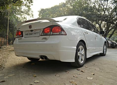 Civic Modifications India by Modified Cars In India