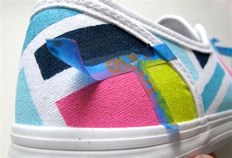 9 Cool Diy Sneaker Makeovers For Plain Kicks