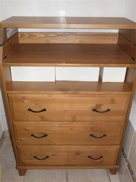 table a langer commode carrefour chaios