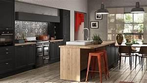 Quelle Couleur Avec Gris Anthracite : quel style pour la cuisine l 39 express ~ Zukunftsfamilie.com Idées de Décoration