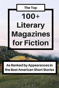 Ranking Of The 100 Best Literary Magazines