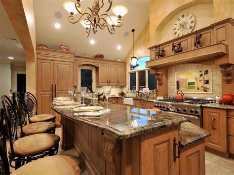 2 level kitchen island photos hgtv