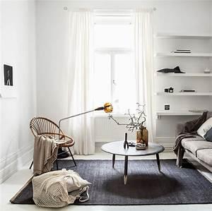 23, Stylish, Minimalist, Living, Room, Ideas