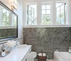 powder room bathroom ideas how to use subway tiles in your home