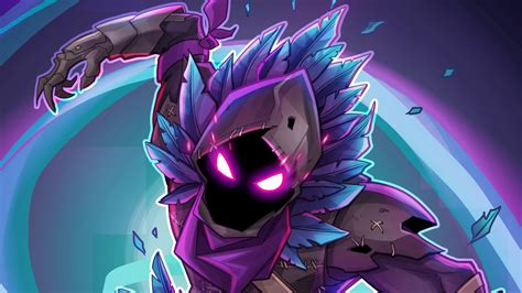fortnite raven fan art laptop full hd p hd