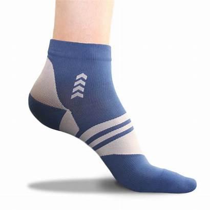 Sock Socks Foot Pump Calf Wearing Leg