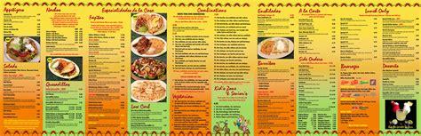 cuisine menu food menu items food