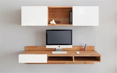 desk mounted on wall best wall mounted desk designs for small homes