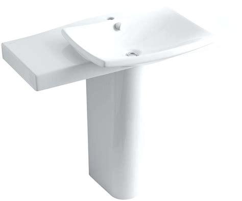 Modern Pedestal Sinks Contemporary Memoirs Sink Stately