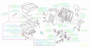 Subaru Forester Parts Diagram Seat  U2022 Wiring Diagram For Free