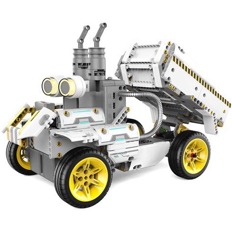 UBTECH Robotics JIMU Robot Builderbots Series: Overdrive ...