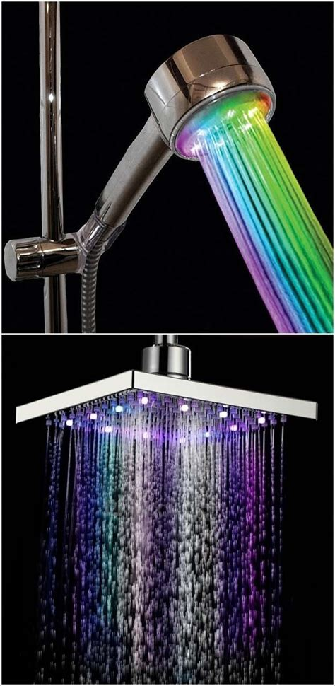 cool shower head designs  update  bathroom