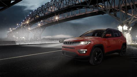 Jeep Compass 4k Wallpapers by 2018 Jeep Compass Eagle 4k Wallpaper Hd Car