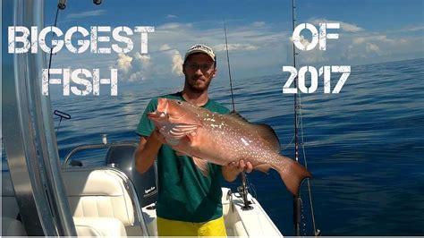 snapper biggest grouper