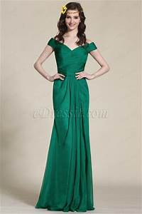 robe de soiree longue drapee vert emeraude photo de With robe de soirée vert émeraude