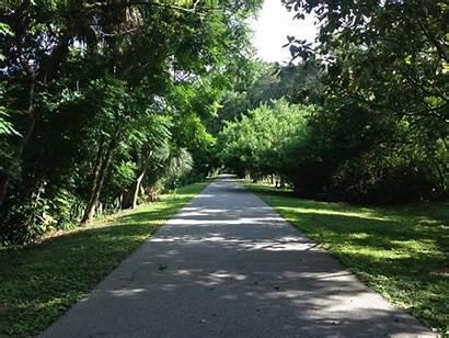 Trail Way Cady Bike Paths Orlando Cycling