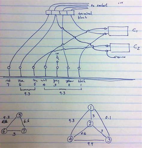 Dual Voltage Motor Diagram Wiring by 6 Lead Motor Wiring Schematics Engine Wiring Diagram Images