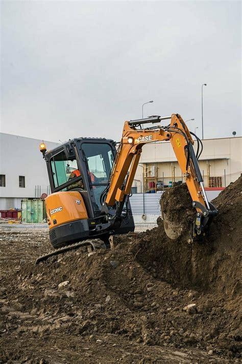 case cx mini excavator