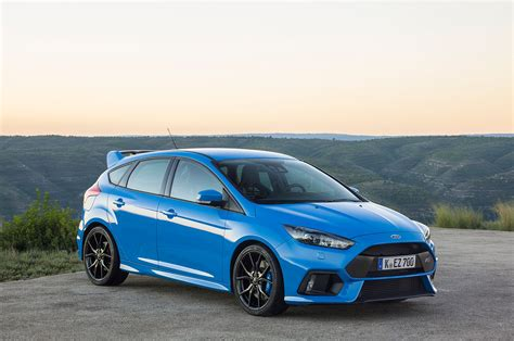 Ford Focus Drift by The Ford Focus Rs Drift Mode Was Developed By