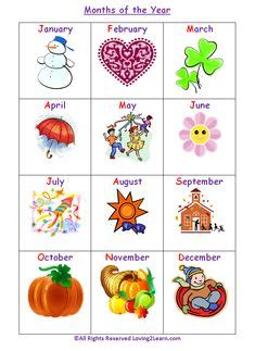 weather chart kindergarten printable preschool seasons 862 | af7d76eb88c9e7bbf225f813c62f129d ordinal numbers how to teach months of the year